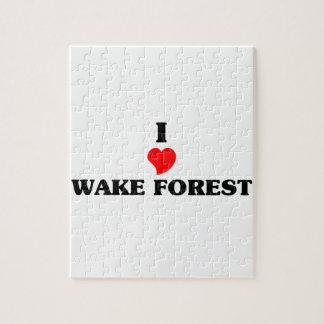 Amo el bosque de la estela puzzle