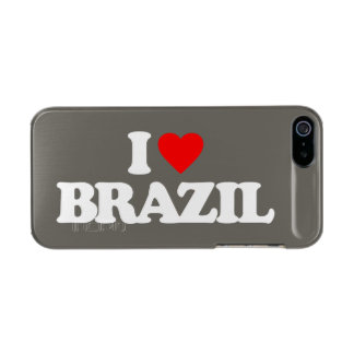 AMO EL BRASIL CARCASA DE IPHONE 5 INCIPIO FEATHER SHINE