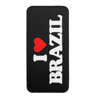 AMO EL BRASIL FUNDA PARA iPhone 5