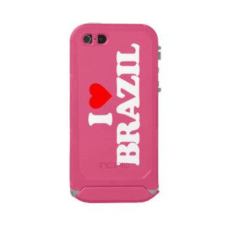 AMO EL BRASIL FUNDA PARA iPhone 5 INCIPIO ATLAS ID