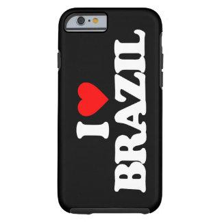 AMO EL BRASIL FUNDA PARA iPhone 6 TOUGH