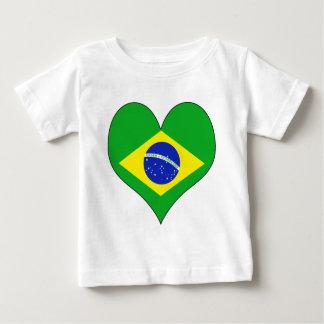 Amo el Brasil Remeras