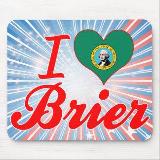 Amo el Brier, Washington Tapete De Raton
