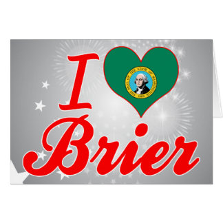 Amo el Brier, Washington Felicitaciones