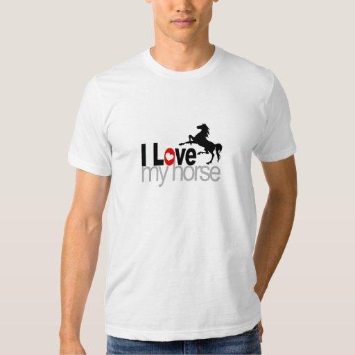 Amo el caballo poleras