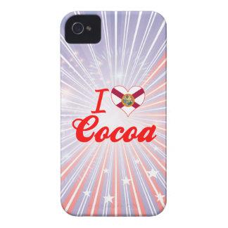 Amo el cacao la Florida iPhone 4 Cobertura