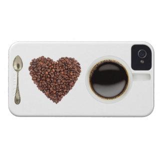 Amo el café - iPhone4 - iPhone 4 Fundas