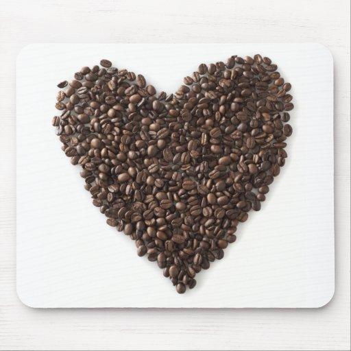 ¡Amo el café italiano! Tapete De Ratón