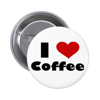 Amo el café pins