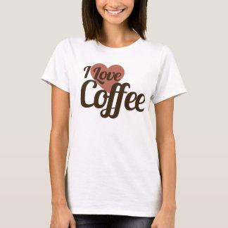 Amo el café playera