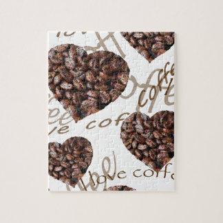 """¡""""Amo el café! """" Puzzle"""