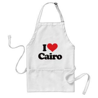Amo El Cairo Delantal