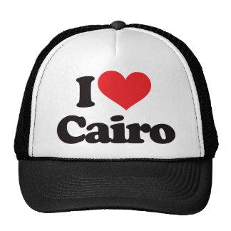 Amo El Cairo Gorro De Camionero