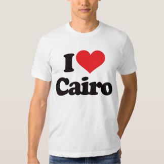 Amo El Cairo Playeras