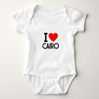 Amo El Cairo Remeras
