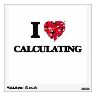 Amo el calcular