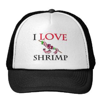 Amo el camarón gorra