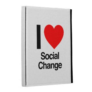 amo el cambio social