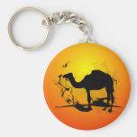Amo el camello llaveros