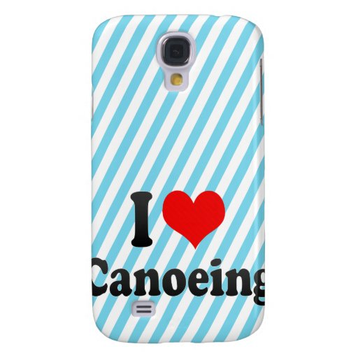 Amo el Canoeing
