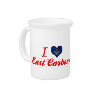 Amo el carbono del este, Utah Jarras