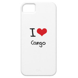 Amo el cargo iPhone 5 cárcasas