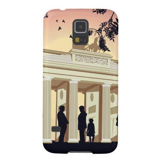 Amo el caso de Berlín Samsung S5 Carcasas Para Galaxy S5