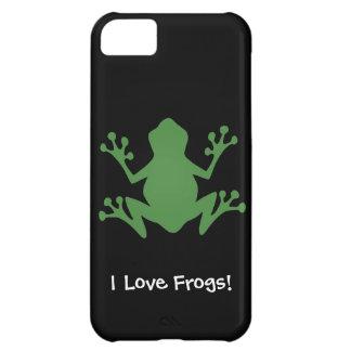 Amo el caso de las ranas