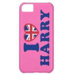 Amo el caso del iPhone 5 de la casamata de Harry