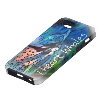 Amo el caso del iphone 5 de las orcas iPhone 5 Case-Mate protector