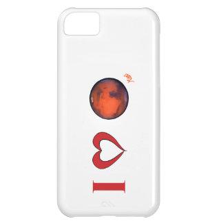 Amo el caso del iPhone 5 de Marte