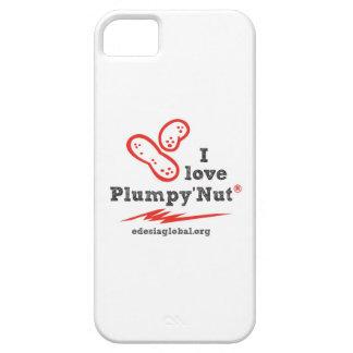 Amo el caso del iPhone 5 de Plumpy'Nut iPhone 5 Case-Mate Protector