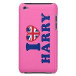 Amo el caso del tacto de Harry iPod (4ta generació iPod Touch Carcasas