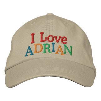 AMO el casquillo de ADRIAN por SRF Gorra De Béisbol