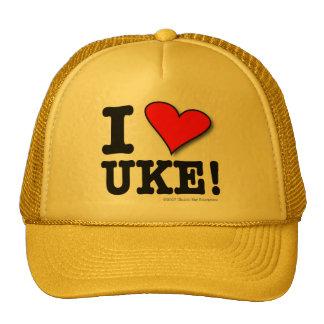 AMO el casquillo del diseñador de UKE Gorra