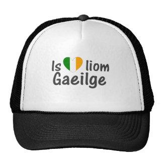 Amo el casquillo gaélico del gorra de Gaeilge del