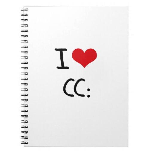 Amo el cc: cuadernos