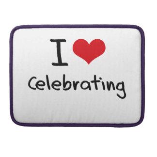 Amo el celebrar fundas para macbook pro
