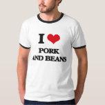 Amo el cerdo y habas polera