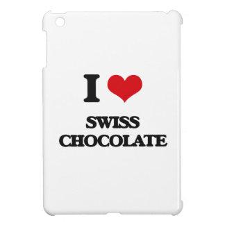 Amo el chocolate suizo