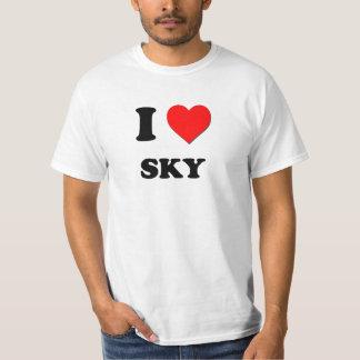 Amo el cielo remera