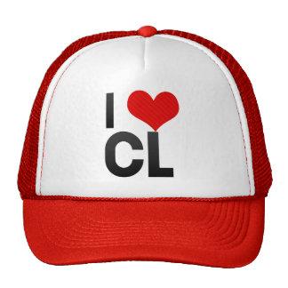 Amo el CL Gorro De Camionero