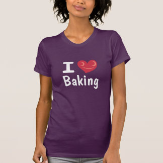 Amo el cocer de la camisa púrpura