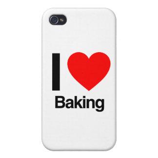 amo el cocer iPhone 4 funda