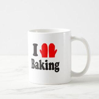 Amo el cocer taza de café