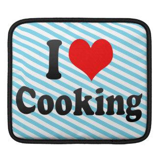 Amo el cocinar manga de iPad