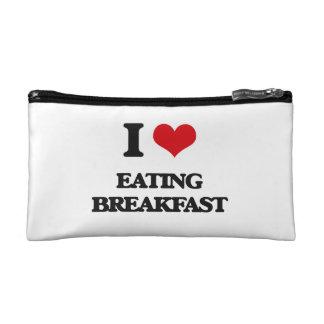 Amo el comer del desayuno