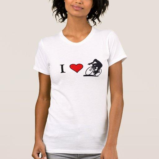Amo el completar un ciclo camiseta