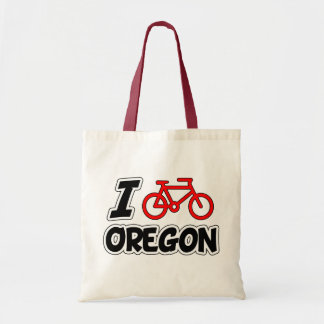 Amo el completar un ciclo de Oregon Bolsa