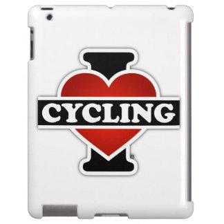 Amo el completar un ciclo funda para iPad